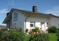 Zufahrt: Stauffenbergstrasse 12 - Bild 1: Ferienwohnung Haus Speck, nähe Bodensee
