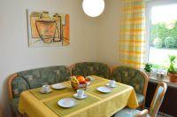 Gemütliche Essecke in der Küche - Bild 10: Ferienwohnung Haus Speck, nähe Bodensee