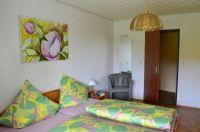 Doppelbett mit zwei Einzelmatratzen. - Bild 7: Ferienwohnung Haus Speck, nähe Bodensee