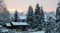 Winter - Bild 7: Ferienwohnung im Allgäu mit Bergsicht zwischen Bodensee und Neuschwanstein