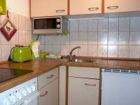Kleine Küche mit allen was man benötigt - Bild 1: Ferienwohnung im Allgäu mit Bergsicht zwischen Bodensee und Neuschwanstein
